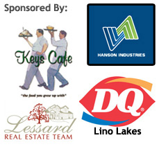 Relay for Life, White Bear Lake, MN - Team Sponsors